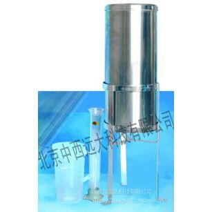 中西 雨量器(不锈钢) 型号:NJ13/JQH-1库号:M295141