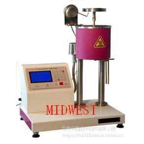 中西 熔体流动速率测定仪(半自动型) 型号:SS52-RL-11B1 库号:M158812