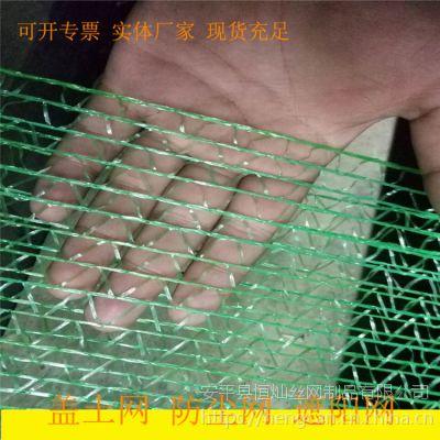 2针盖土网 环境保护防尘网 安平厂家定制批发覆盖网