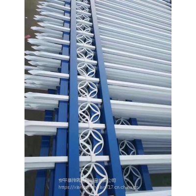尖头锌钢护栏厂家@白色锌钢护栏定制@铁栏杆锌钢护栏现货包邮