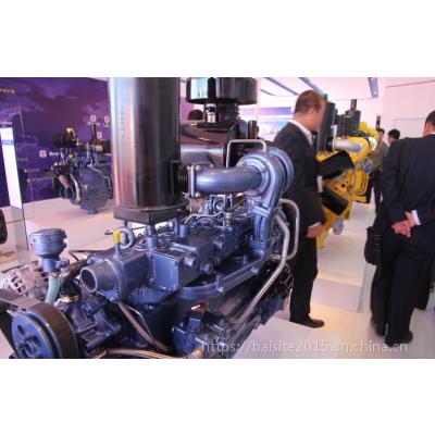 潍柴道依茨WP6G115E235柴油机 86KW推土机用国二发动机