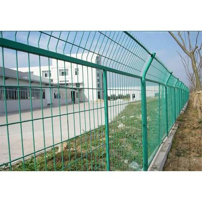 园林绿化护栏网价格-厂区车间围栏网-工厂车间隔离护栏网