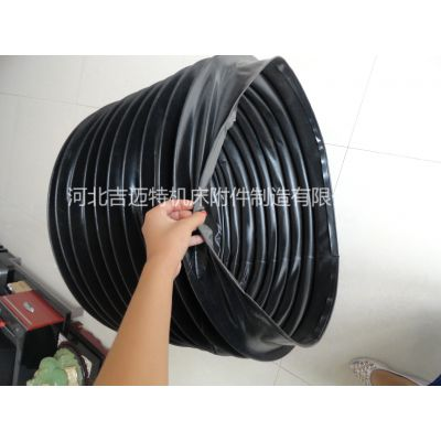 供应丝杆防护罩 机床防护罩 伸缩圆形防尘管厂家