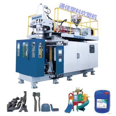 通佳三孔水马塑料水马围挡防撞桶生产设备生产机器吹塑机