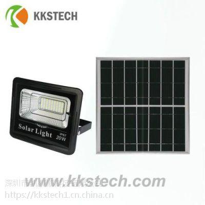 100W太阳能投光灯