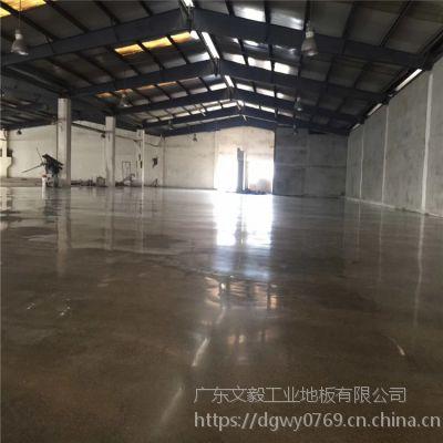 贺州市八步+平桂厂房地面起灰处理-水泥固化地坪