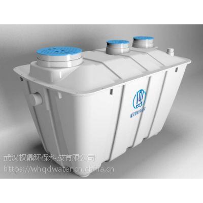 分散式小型生活污水处理设备