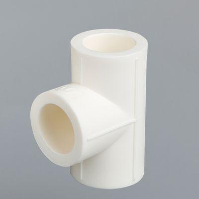 PPR管材管件PPR三通热熔管件 山西PPR管厂家饮用水管件