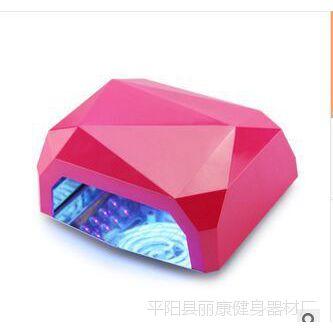 厂家直销 贝纳斯 LED钻石光疗灯 美甲烘烤灯 指甲油快速烘干器