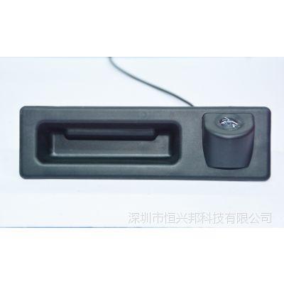拉手摄像头宝马车系专用 超高清CCD夜视车载倒车摄像头 厂家直销