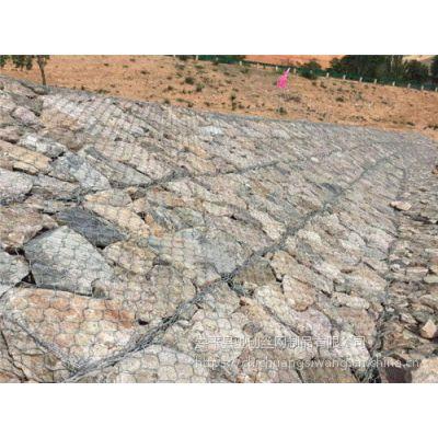 热镀锌格宾石笼网对于不均匀沉陷自我调整性佳