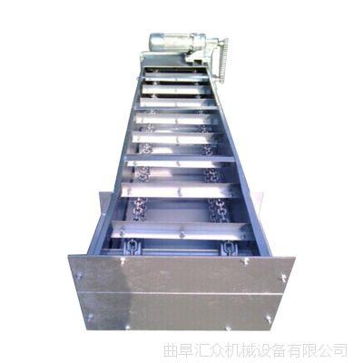 MZ刮板输送机移动式 粉料输送机