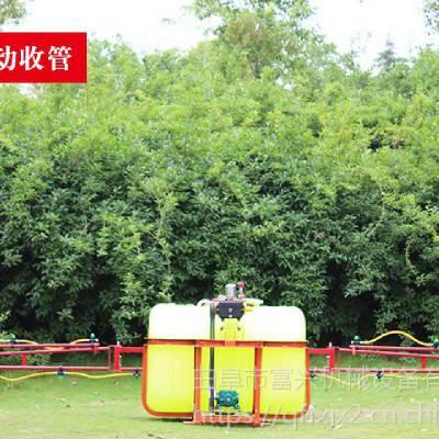 富兴农田多喷头喷雾器 农用高压喷雾机 冷冻消毒灭菌杀虫机