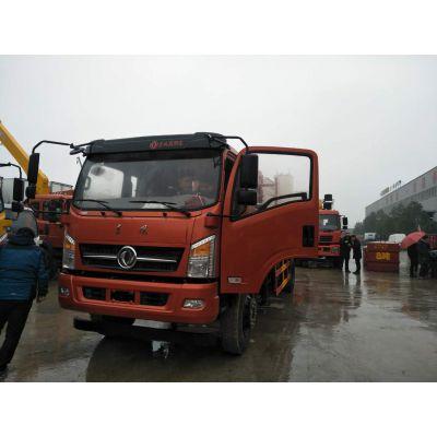 东风御虎单桥6.3-8吨随车吊价格/参数/配置