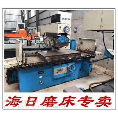 海日磨床出售桂林桂北卧轴矩台平面磨M7163*12-GM*1250
