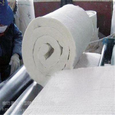 天水市耐火硅酸铝保温毯 甩丝硅酸铝纤维毡厂家