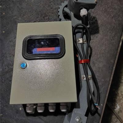 天德立摇臂式DH-S皮带速度检测仪