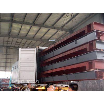 嘉兴地磅厂 鹰衡10米80吨地磅 优质真磅