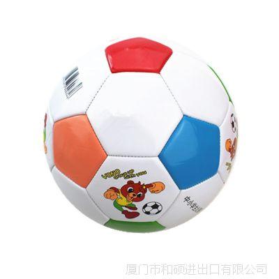 中小学生标准比 赛训练4号足球车 缝 TPU厂家直销定做