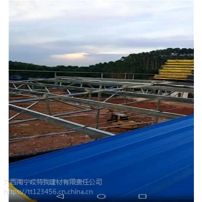【广西南宁铁皮棚】丨 【铁棚钢架雨棚】丨 【南宁大型彩钢棚】