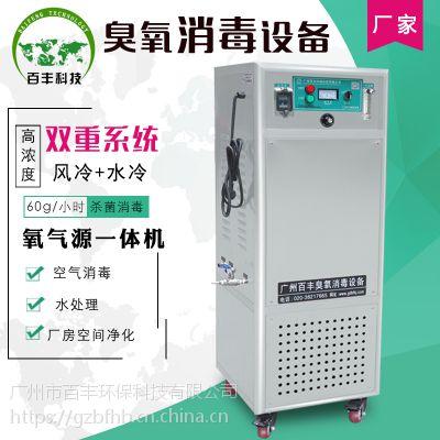百丰BF-YE-60g一体式水消毒臭氧发生器