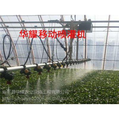 温室大棚泰州移动喷灌机系统的功能配置