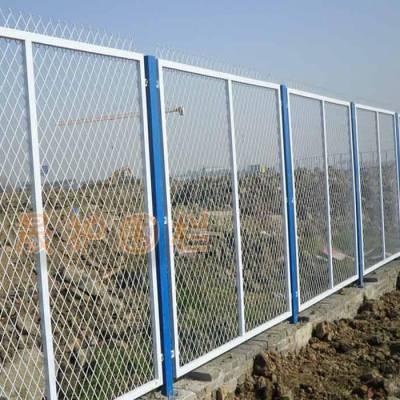 阳江勾花网围栏 广州防爬围网 2米高隔离栅