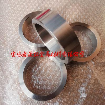 GR1钛环 车光钛环 钛加工件 TC4钛密封件 钛锻件 钛合金铸件 宝鸡金属厂家