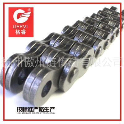 热卖耐磨抗压高品质板式链条可加工定制欲购从速