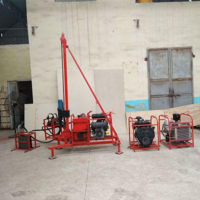 气动光伏山地钻孔机螺杆式山地钻机批发代理