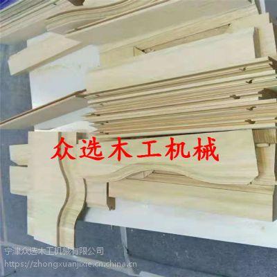 众选门梃铣形设备多功能木门加工设备机械