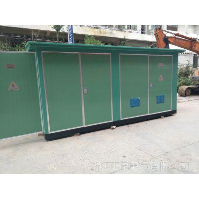 SCB10-125/10箱式变电站 路灯箱变 小区专用箱式变电站