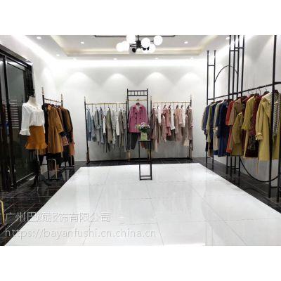 杭州一线品牌女装卡琦依19夏折扣批发