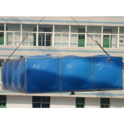 膨胀水箱性能好 隐藏式水箱 玻璃钢分水箱