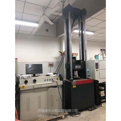 恒乐仪器厂家直销电子拉力试验机 材料拉力试验装置