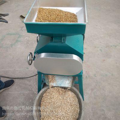 优惠促销优质大豆燕麦压扁机 /对辊式杂粮豆扁机