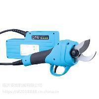 甘肃电动高枝剪 小型修枝剪子 便携式锂电池剪刀
