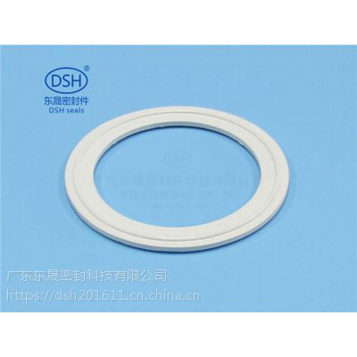 广东东晟油封垫片生产厂家 食品级密封垫圈/垫片(三元乙丙橡胶EPDM)