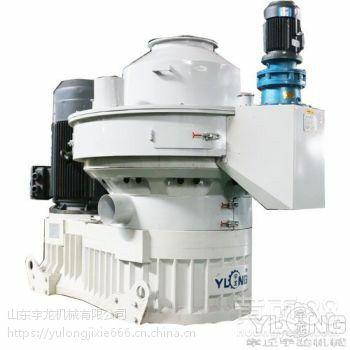 供应宇龙XGJ850大型高质量生物质颗粒机生产线