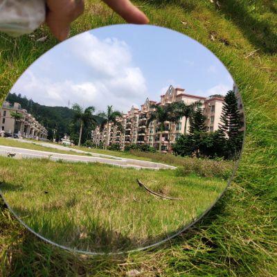 厂家工艺高清晰亚克力反光镜 pc半透镜 用于浴室化妆镜