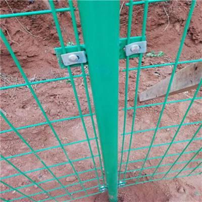 济宁护栏网厂家定做隔离围栏 公路铁丝网价格