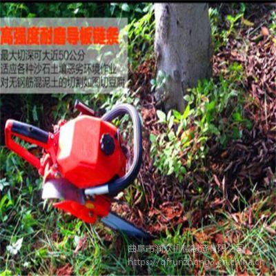 中德技术挖树机 斯蒂尔起树机 低故障汽油挖树机