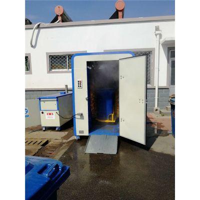 垃圾桶清洗机-自动垃圾桶清洗机-泰达机械(优质商家)