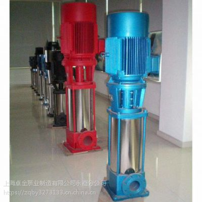 卓全ISG65-250(1)A自动管道泵管道水泵价格
