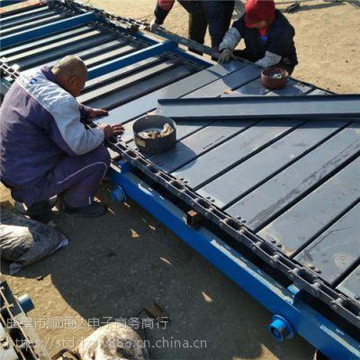 链板生产线加厚 链板输送机调试制造厂家辽阳