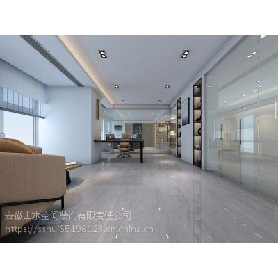 山水装饰集团万达广场180平方新中式风格方案报价效果图分享