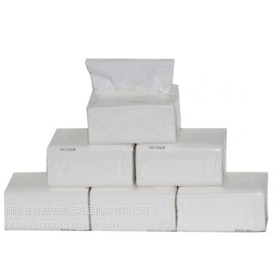 抽纸机供应 生产抽纸需要的厂房面积 许昌顺运