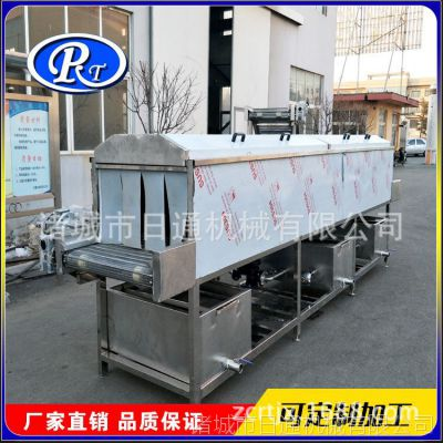 甜玉米预煮漂烫设备 玉米加工成套设备 食品饮料加工机械设备