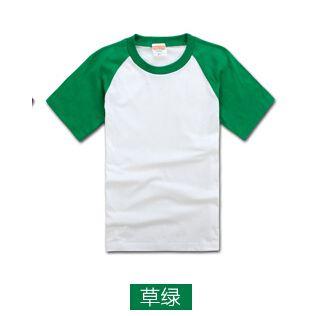 纯棉广告衫定做厂家-恒颐佳比心广告衫-广告衫定做