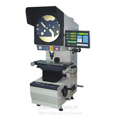 弹簧测试投影仪,弹簧尺寸测量投影机CPJ-3015